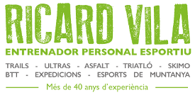 Ricard Vila - Entrenador d'Esports de Muntanya